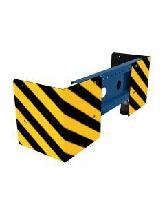 Flankenschutz Set, Länge 1100 mm, 90 Grad