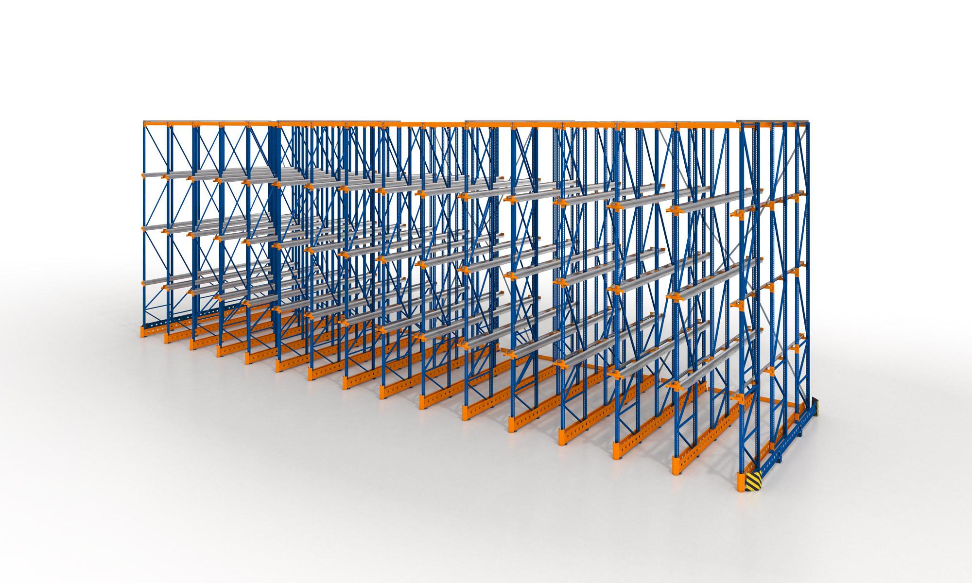 Palettenregal Logistiklager