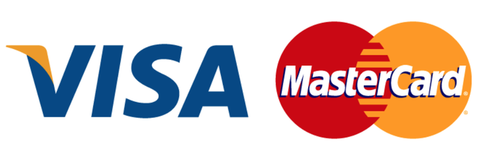 Visa-Card und Master-Card