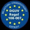 DGUV Regel 108-007